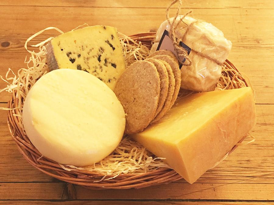 Loch Arthur Crannog Soft Cheese