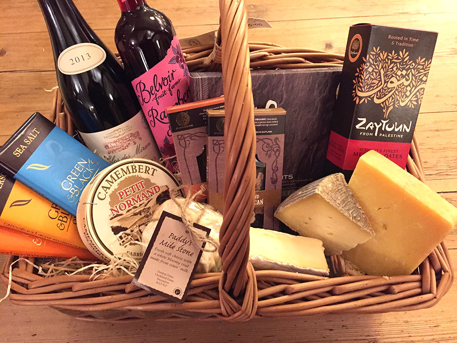 Loch Arthur Create Your Own Hamper