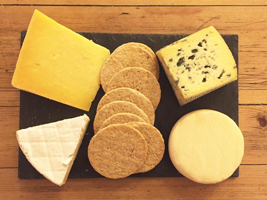 Loch Arthur Mature Farmhouse Cheese