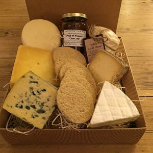 Cheese Baskets & Hampers
