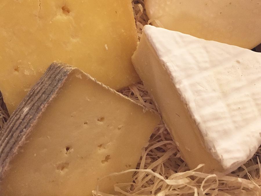 Loch Arthur Killywhan Cheese Gift Hamper
