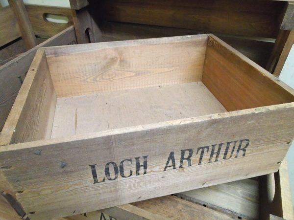 Loch Arthur Bushell Box Hamper